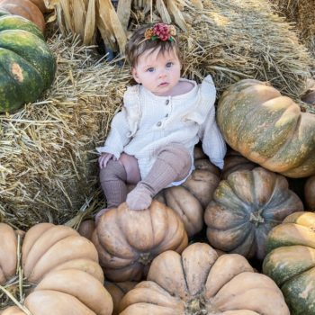 Violet's First October