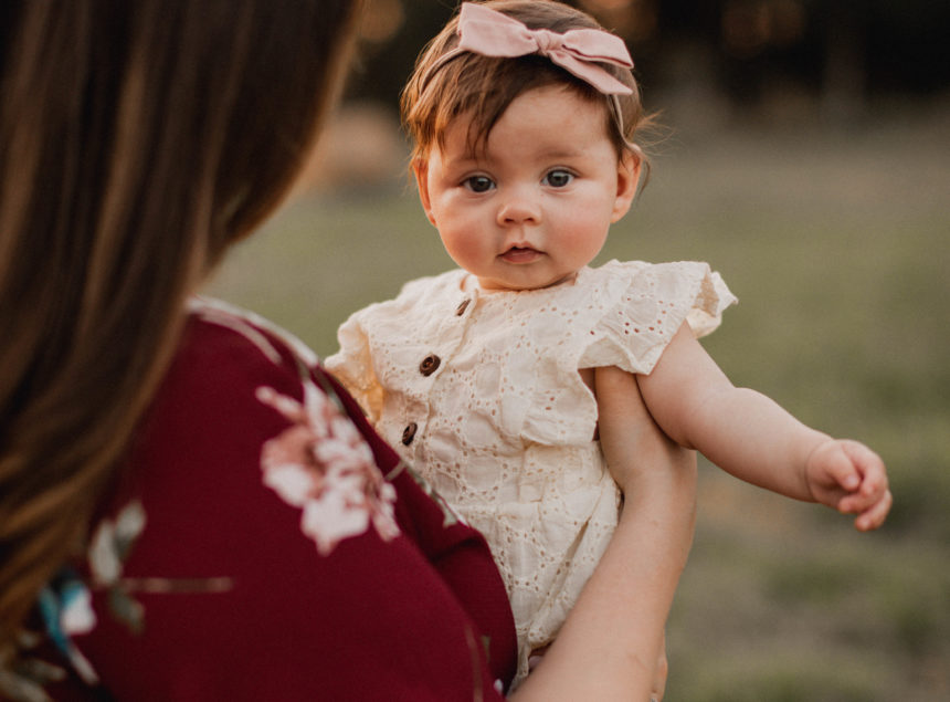 5 Tips for Taking Photos With A Baby