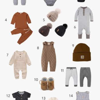 Baby Boy Amazon Fashion Finds (All Under $20!)