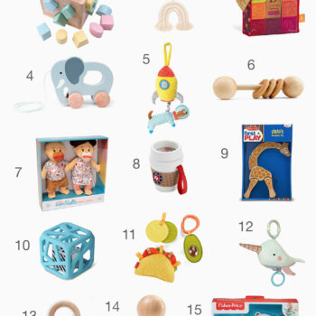 Holiday Gift Guide 2.0 for baby