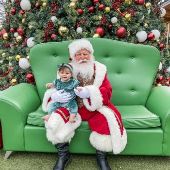 Violet's First Christmas 2019