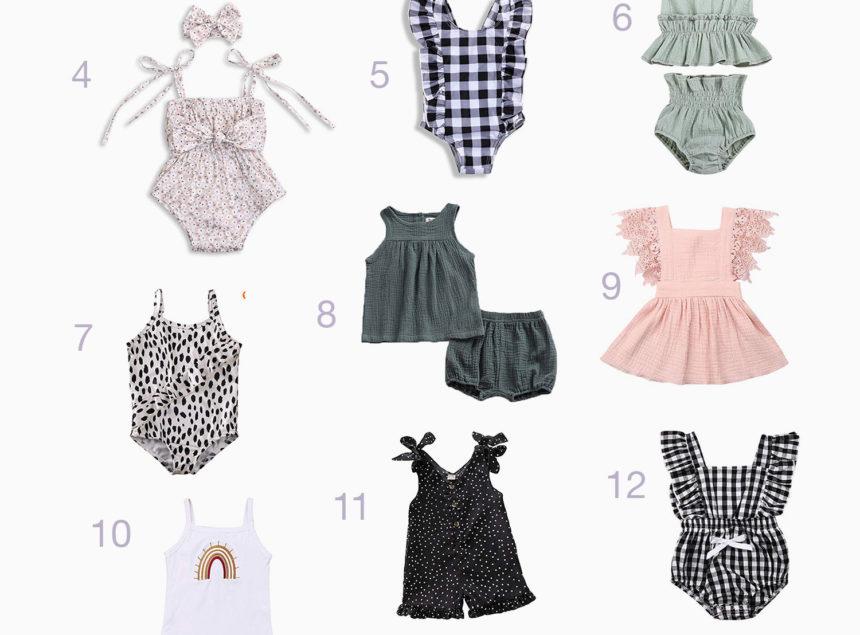 Violet's Spring + Summer Amazon Wardrobe