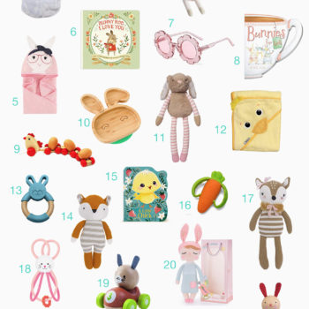 Easter Basket Ideas For Babies & Toddlers