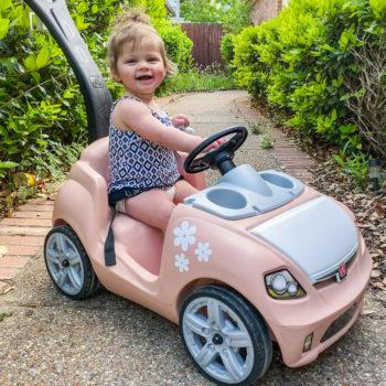 DIY PUSH Car Makeover