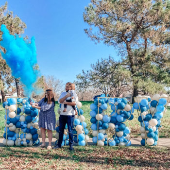 Gender Reveal: It's A Boy!